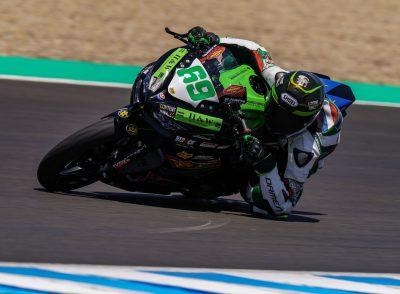 Jeffrey Buis WSS300 MTM Kawasaki